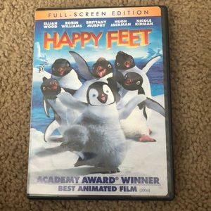 Other - Happy feet DVD